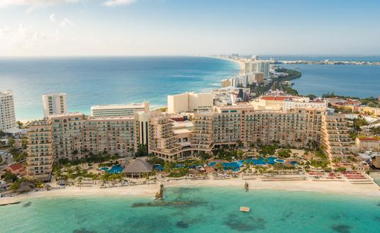 Grand Fiesta Americana Coral Beach All Inclusive SPA Resort in Cancun