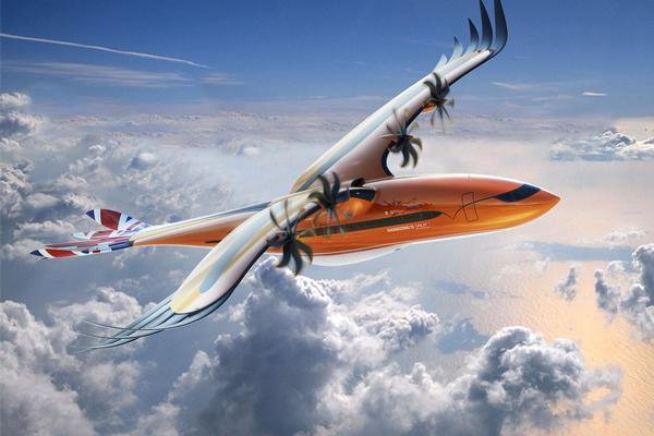 Airbus Unveils Fascinating New 'Bird of Prey' Concept Design