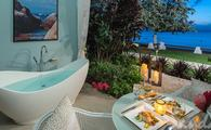 This Beachfront Honeymoon Room is Now Only $373 PP/PN