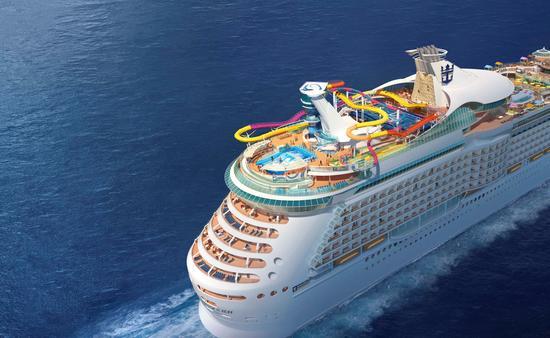 Navigator of the Seas, Royal Caribbean, cruise