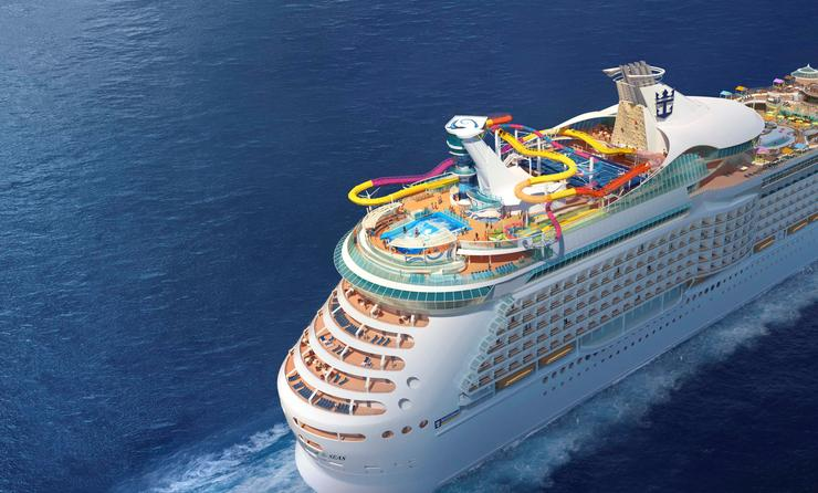 Navigator of the Seas, Royal Caribbean, cruise