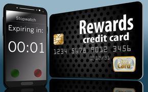 Expiring credit card rewards