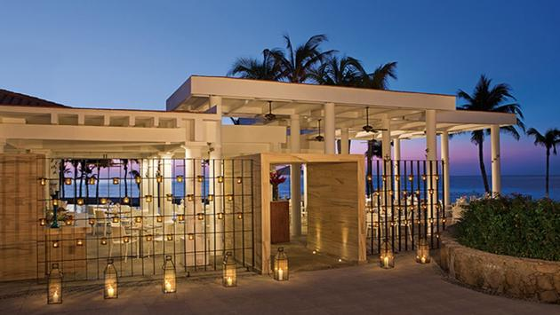 Seaside Grill at Dreams Los Cabos Suites Golf Resort & Spa