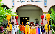 Royal Court Investiture at the Aloha Festivals