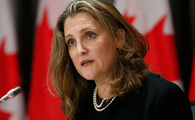 Canadian Finance Minister Chrystia Freeland