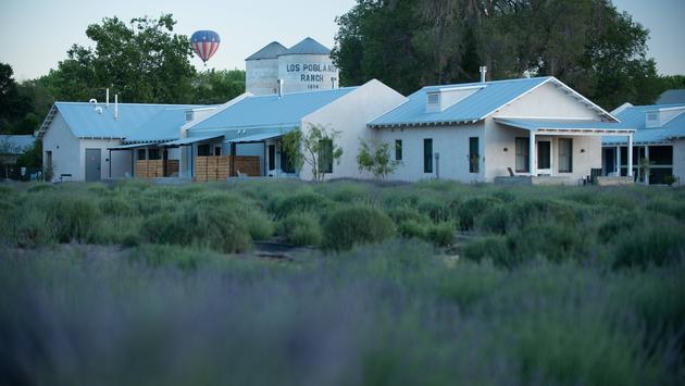Los Poblanos Historic Inn & Organic Farm, New Mexico, hotel