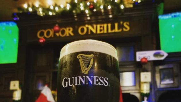 Guinness, Irish Pub, Conor O'Neill's