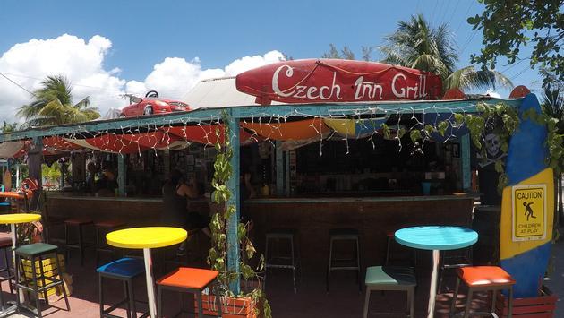 Czech Inn Grill, Grand Cayman