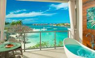 Royal Beachfront Club Elite Suite w/ Balcony Tranquility Soaking Tub: 65% Off Rack Rate