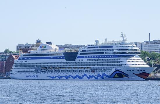 AIDA Cruises AIDAmar cruise ship