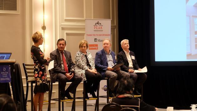 Travel Leaders Network panel Toronto
