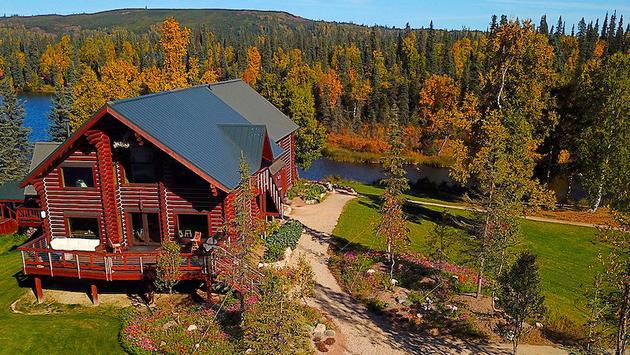 Tordrillo Mountain Lodge unveils renovations
