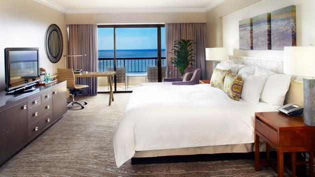 Hilton Hawaiian Village Deluxe Suite King Room