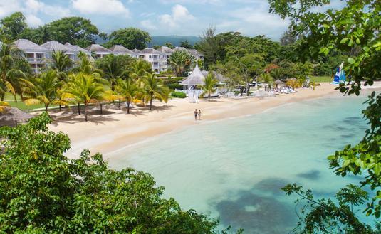 Couples in Ocho Rios Jamaica