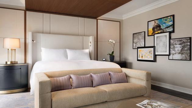 Une chambre au Fairmont Washington