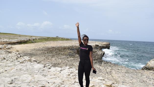 Raynel Carroll, Antigua
