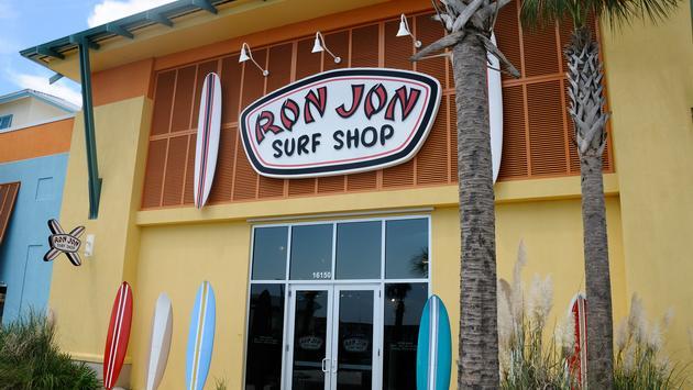Ron Jon, Surf, Shop