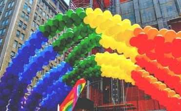 Gay Pride, New York City, LGBT