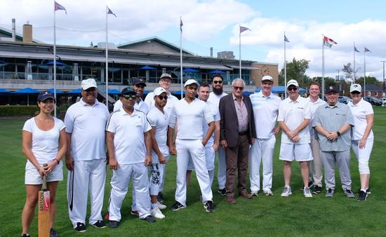 Goway Travel  Cricket Team in Toronto