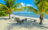 Placencia, Belize, beach