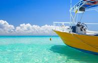 Playacar, Mexico, boat