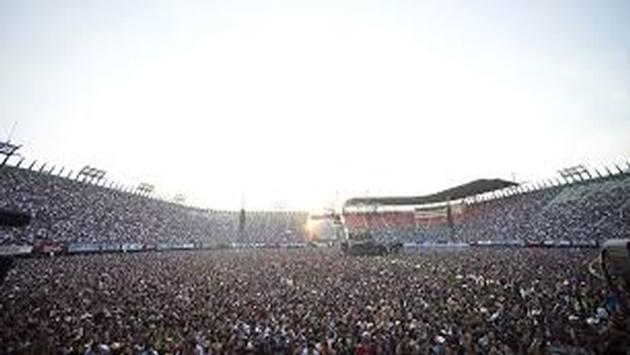 El Foro Sol en México ha sido sede de innumerables conciertos musicales. (Foto de Ticketmaster)