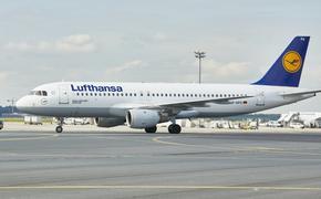 Lufthansa, A320, plane
