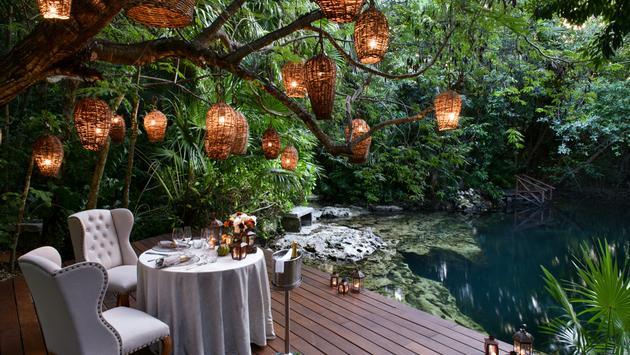 Mayakoba alberga 4 hoteles de lujo en la Riviera Maya. (Foto de Mayakoba)