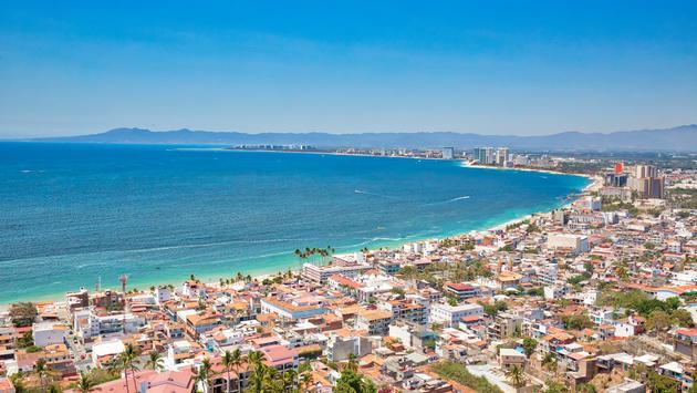 Puerto Vallarta.