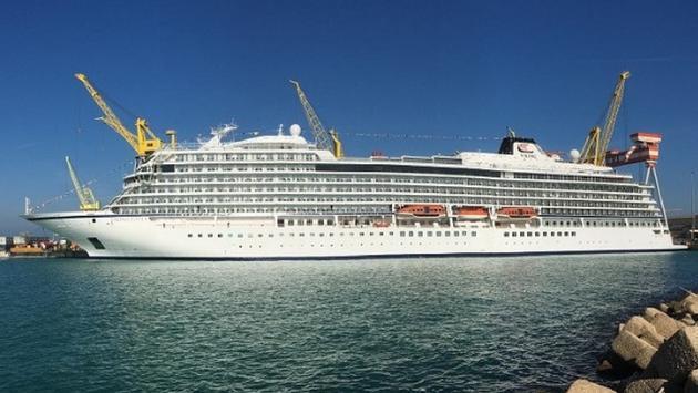 Viking Juniper, new ship