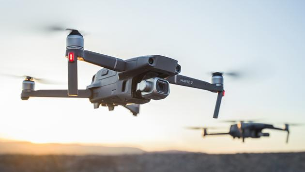 drone, mavic pro 2, drones