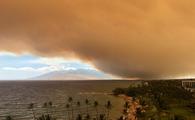 Maui smoke