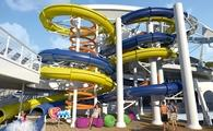 Royal Caribbean Water Slide