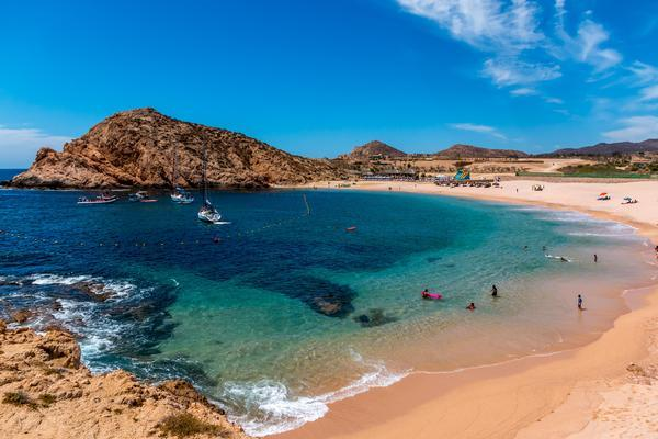 Explore the Swimmable Beaches of Los Cabos