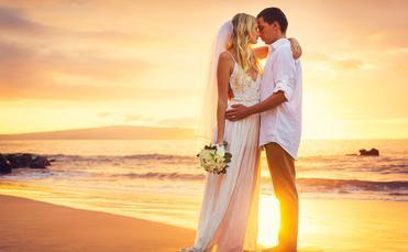 Wedding Couple, St. Maarten