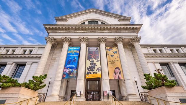 Smithsonian National Museum of Natural History in Washington, DC