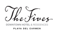 The Fives Downtown Hotel & Residences Curio Collection by Hilton Logo