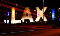 LAX, airport, los angeles