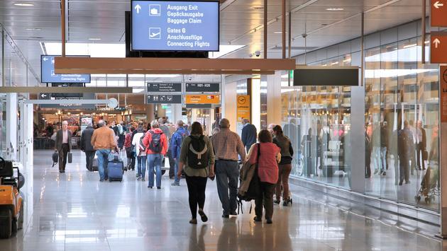 Munich, airport, germany