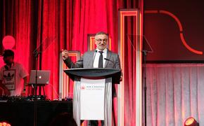 Nino Montagnese, Air Canada Vacations Sun Collection Launch Toronto