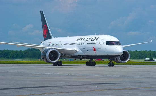 B787-8 d'Air Canada