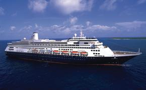 PHOTO: Holland America Line's Zaandam
