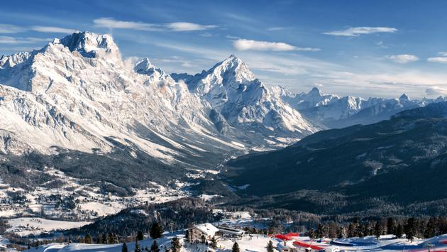 Cortina is best=known as the site of the 1956 Winter Olympics.