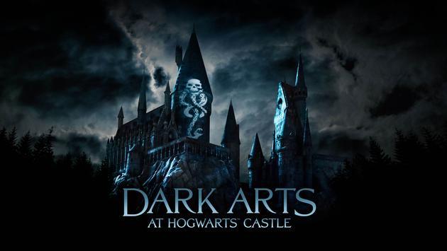 Dark Arts at Hogwarts Castle, Universal Orlando Resort, The Wizarding World of Harry Potter