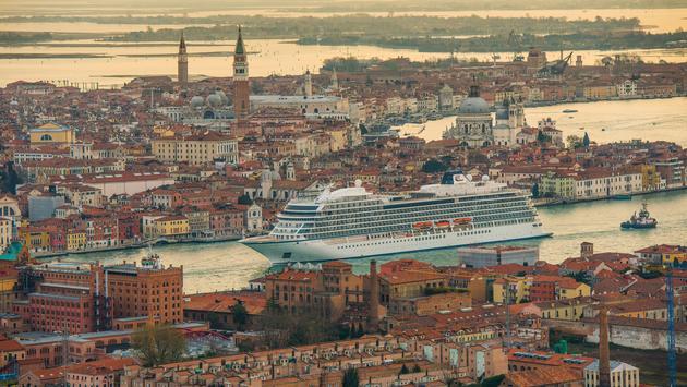 Viking Cruises, Venice, Italy