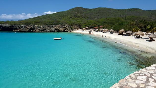 Porto Mari Beach Curacao