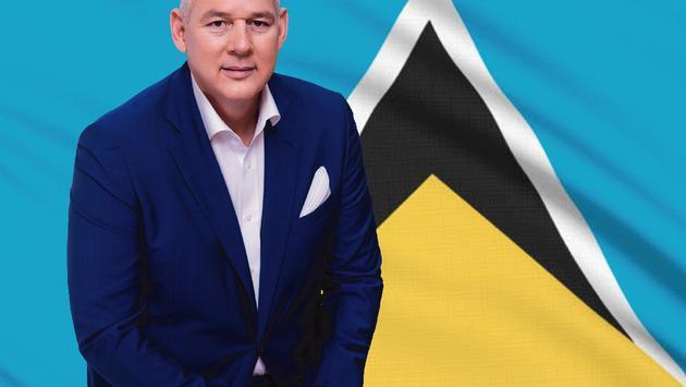 Allen Chastanet, Saint Lucia Prime Minister