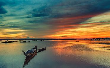 Ben Bac, Hue, Vietnam