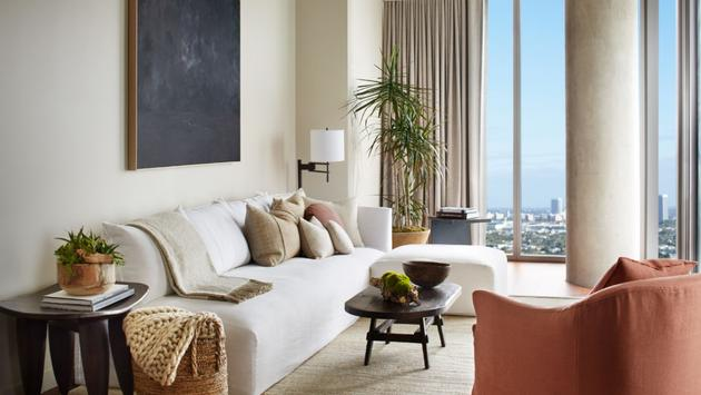Une suite au 1Hotel West Hollywood
