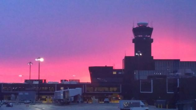 Baltimore, Washington, airport